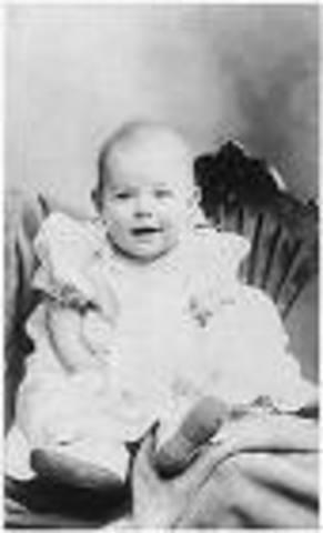 Doris Partington gets born