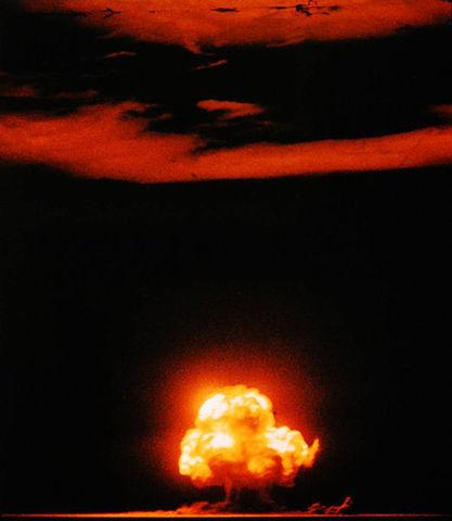 Trinity Bomb Test