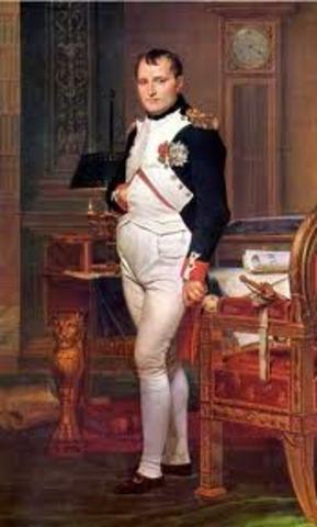 Napoleone diventa Primo console