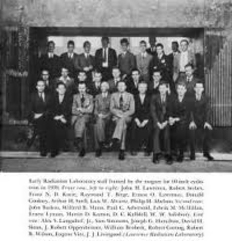Manhattan Project Newcomers