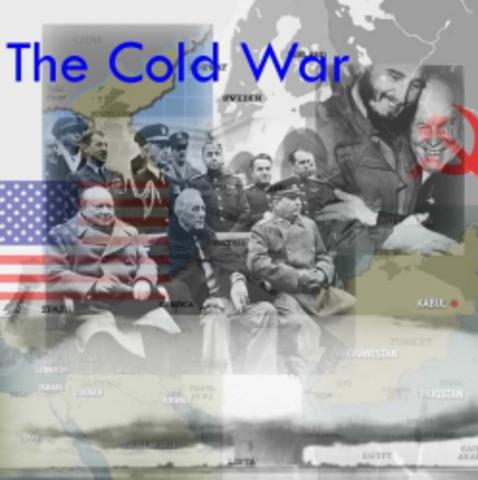 Hva betyr den kalde krigen?