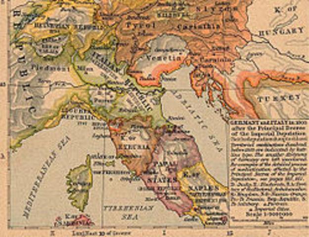 1802 Nasce la Repubblica Italiana