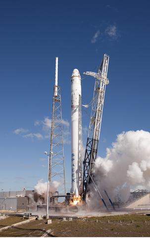 New Rocket Test