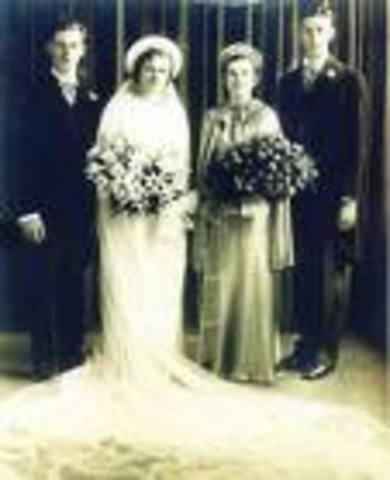 margaret gets married