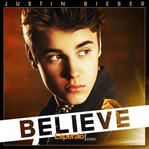 Justin anunció a través de su cuenta de Twitter el primer sencillo de Believe