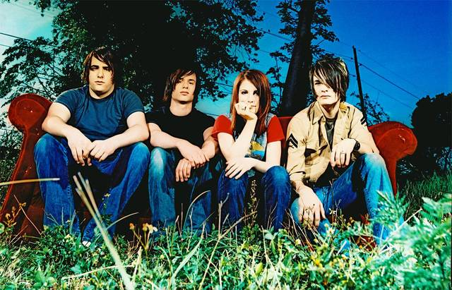 Debut of Hayley Williams and Paramore