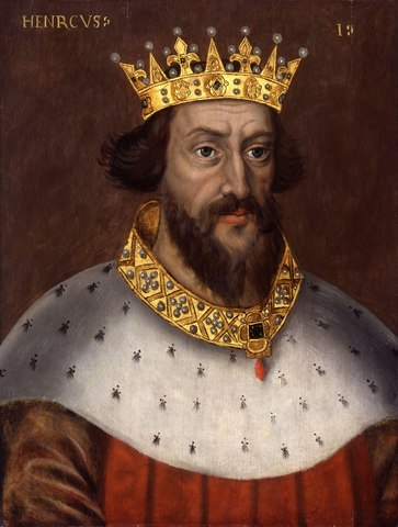 The reign of King Henry I (William Rufus brother)