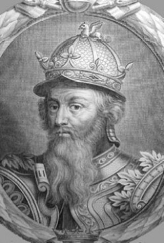 The reign of King Stephen (nephew of Henry I)