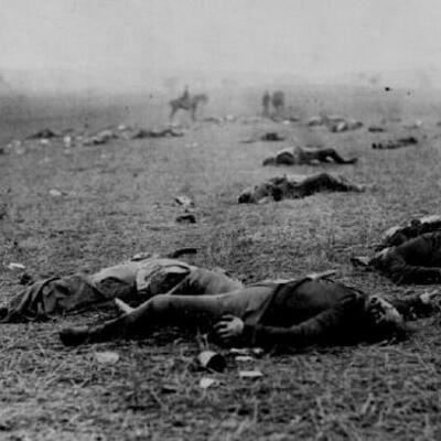 Gamble and Lynn's Civil War Timeline