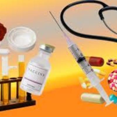 Medicine of the Modern Age by Chelsea Castaldi  timeline