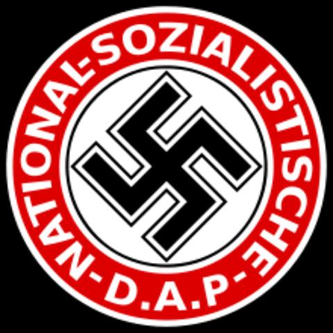 Creació del partit polític NSDAP