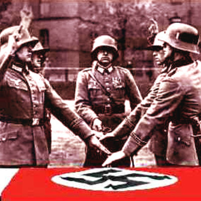 Nazisme timeline