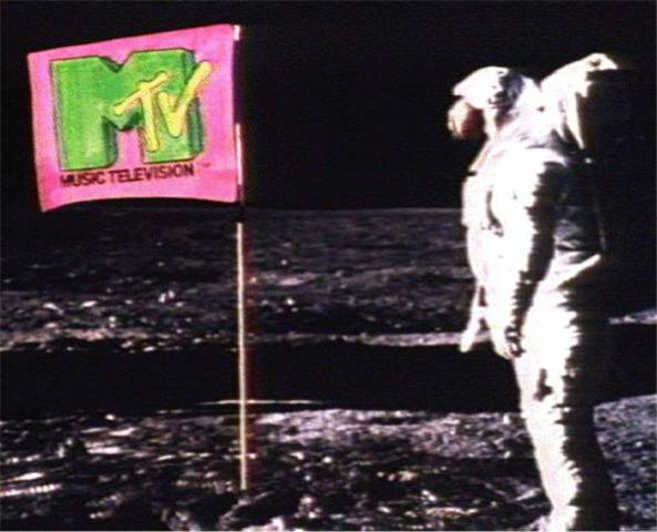 Launch of Music Television
