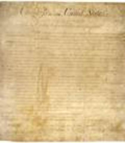 English Bill of Rights signed