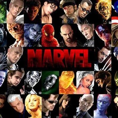 Marvel Movies based on Marvel Comics timeline