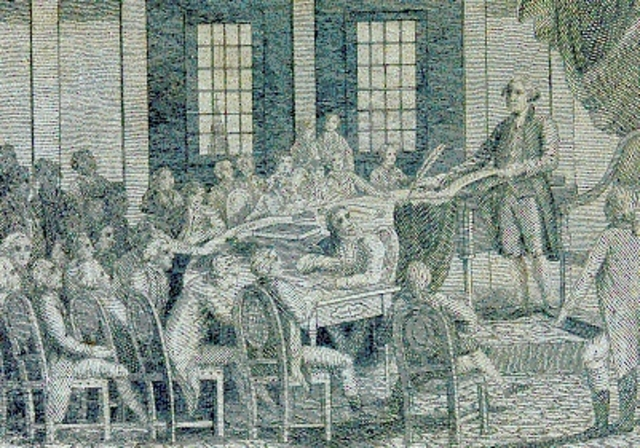 The 1787 Constitutional Convention