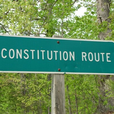 Road To The Constitution: Courtney Cal timeline