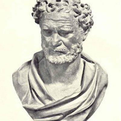 Democritus timeline