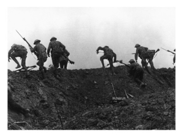 First battle of Somme