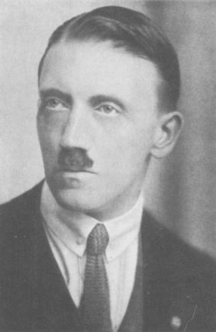 Adolf Hitler's First Speech