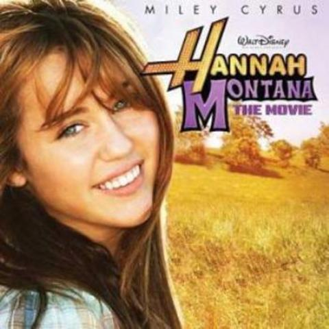 Her first starring role in the comedy Hannah Montana Super