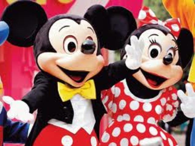 Disney time!