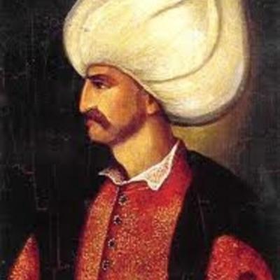 Suleyman I timeline