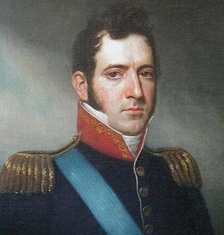 Cambios en 1815