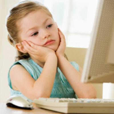 Интернет и ребенок timeline