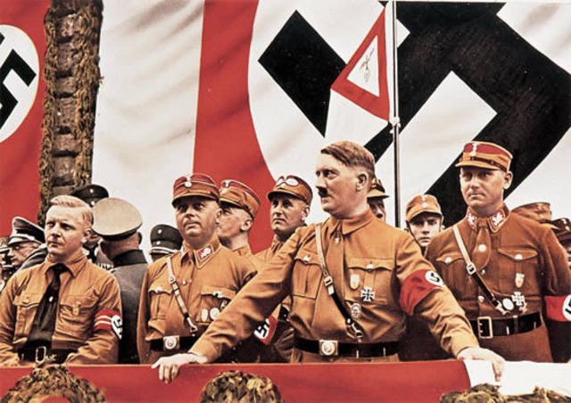El Partit Nazi eliminar tota oposició política