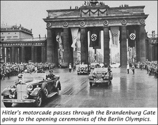 Hitler formalment va centralitzar el poder del govern central