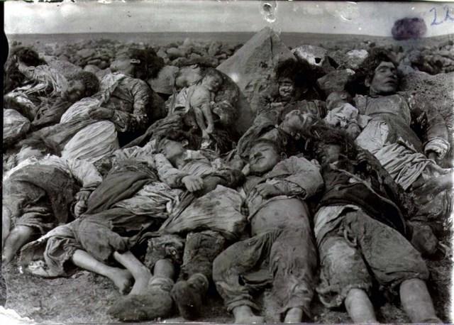 Aremenian Genocide Begins