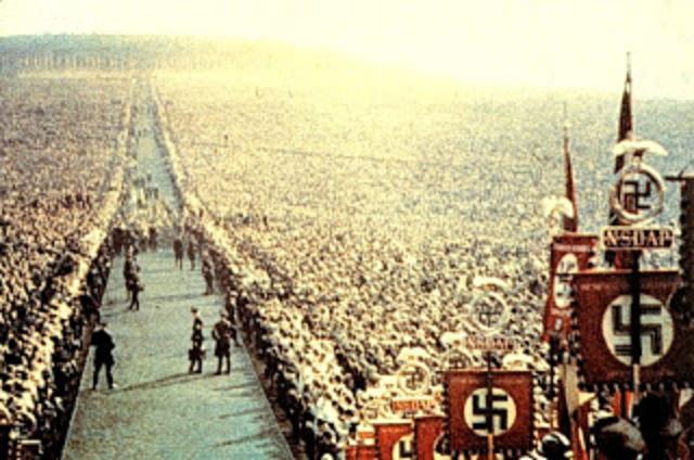 Construcció del règim totalitari