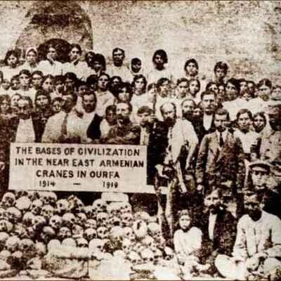 Armenian Genocide timeline