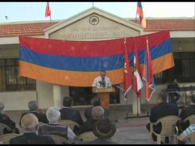 The Independence of Armenia