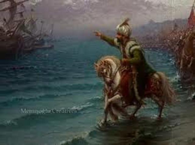 Ottoman Empire Rising