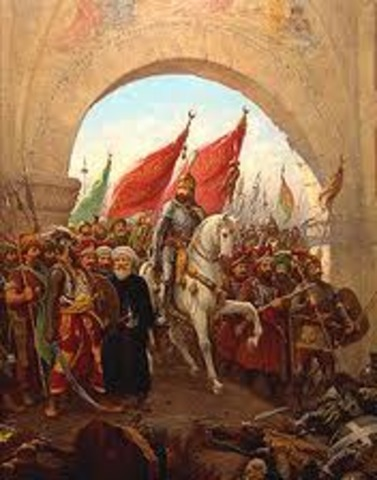 Ottoman Empire Declines