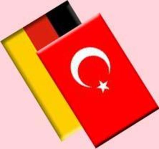 Alliance Between Turkey and Germany