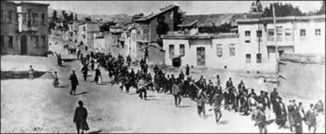 Armenian Leaders Killed in Constantinople