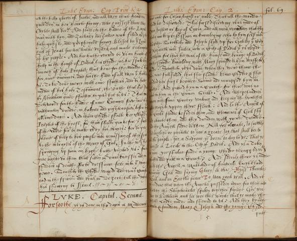 The Bible is translated into English by John Wycliffe