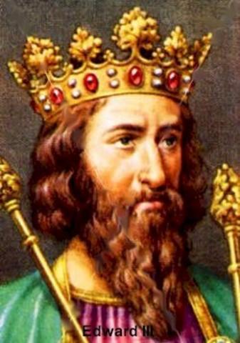 The reign of King Edward III (son of Edward II)