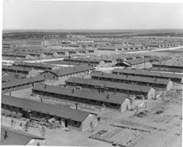 internment camps for the japanese