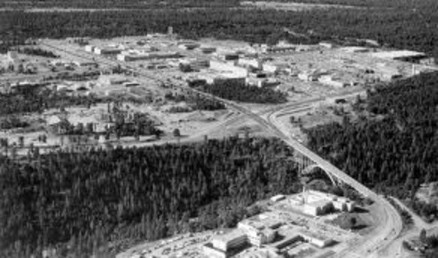 los alomos was an atomic city