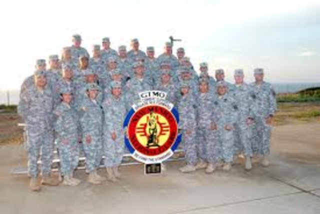 new mexico armed forces
