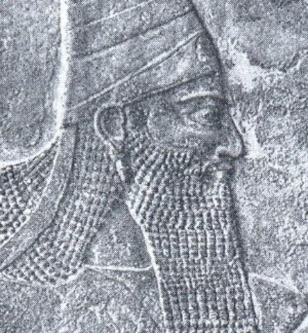 Tiglatpileser I (1114 a. C.-1076 a. C.)