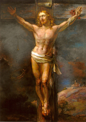 30 AD Jesus is Crucified