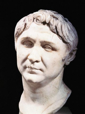 49 BC Pompey Goes into Exile