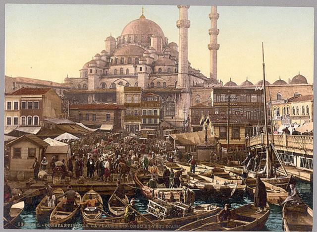 330 AD Constantinople