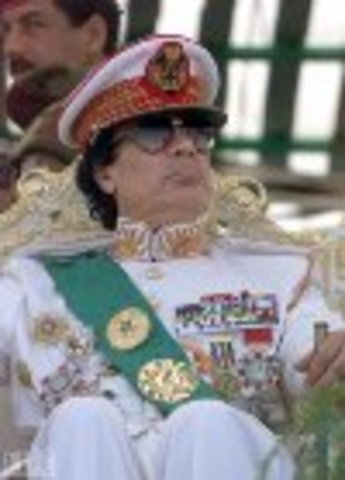 Muammar Gadaffi 's assassination