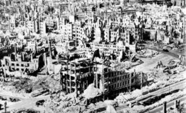 Våren 1945